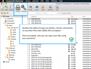 Password-Protecting your Files and Folders is very easy