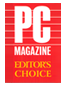 PC mag review and 5 start award
